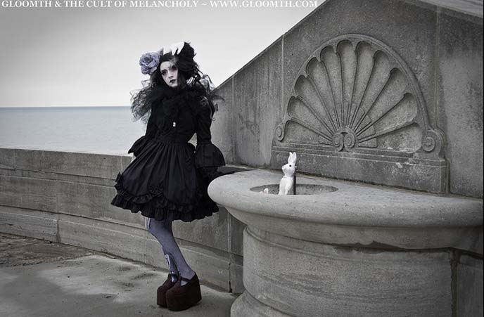 canada gothic scene, goth fashion brand