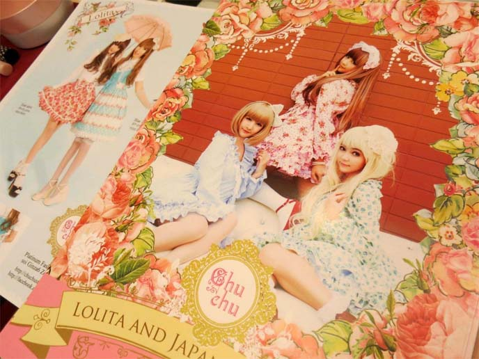 lolita fashion lookbook