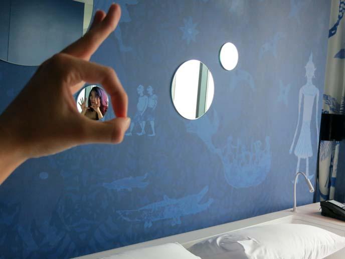 cool designer hotel bangkok thailand