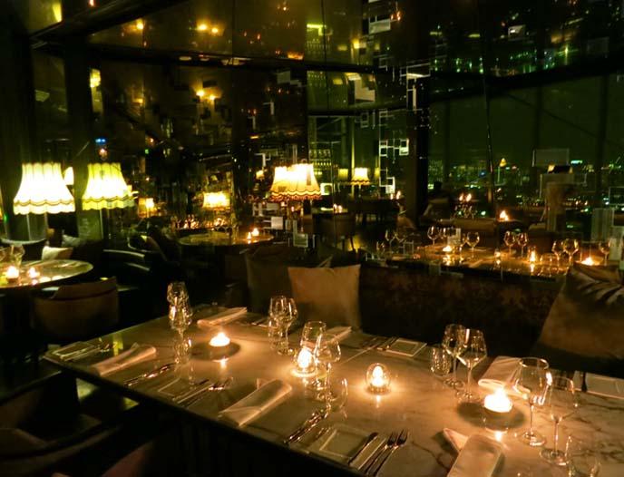bangkok rooftop fine dining