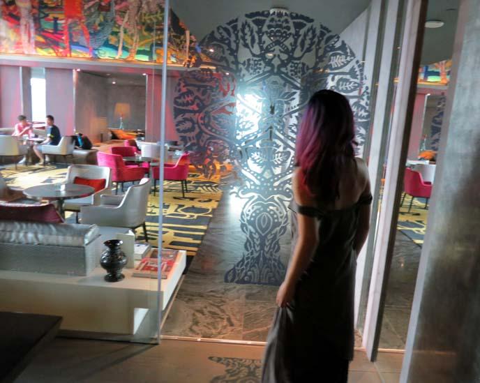 fashion club lounge