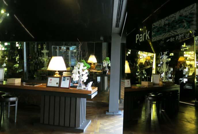 park society restaurant bangkok