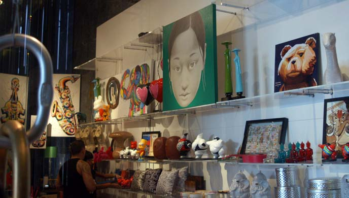 bangkok modern art store