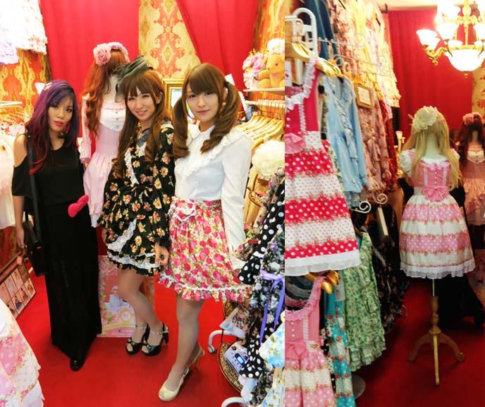 chuchu thai gothic lolita shop