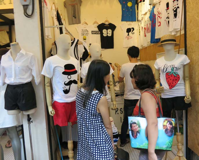 hipster bangkok, จตุจักร shops