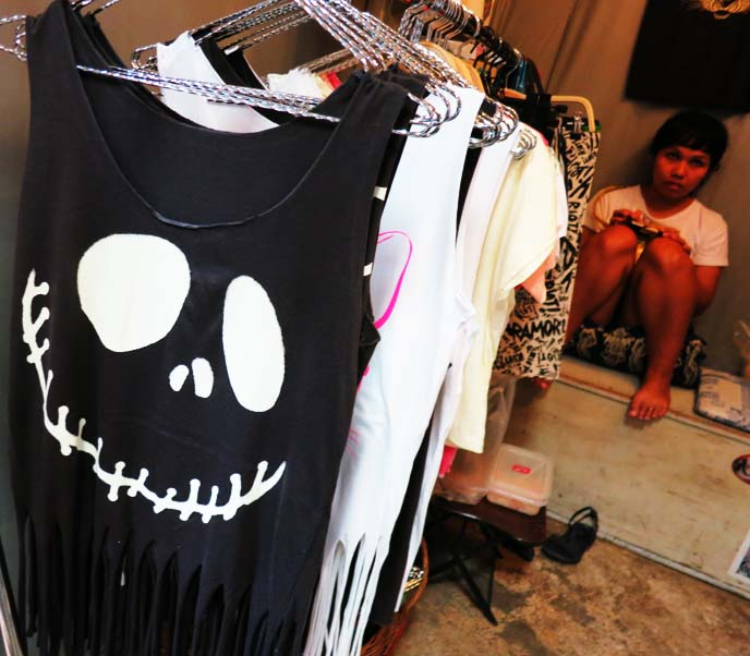 jack skellington top