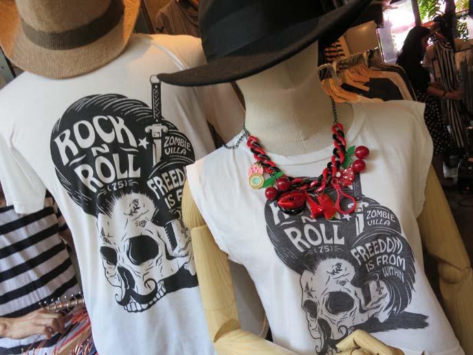 rockabilly store asia