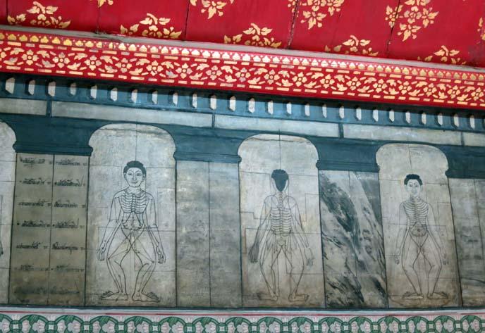 buddhist medical yoga drawings