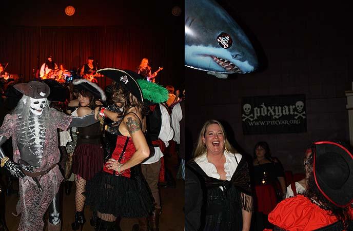 pirate captain costume, zombie pirates