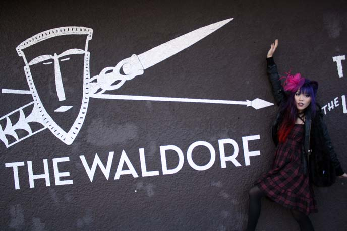 the waldorf, vancouver bar nightclub