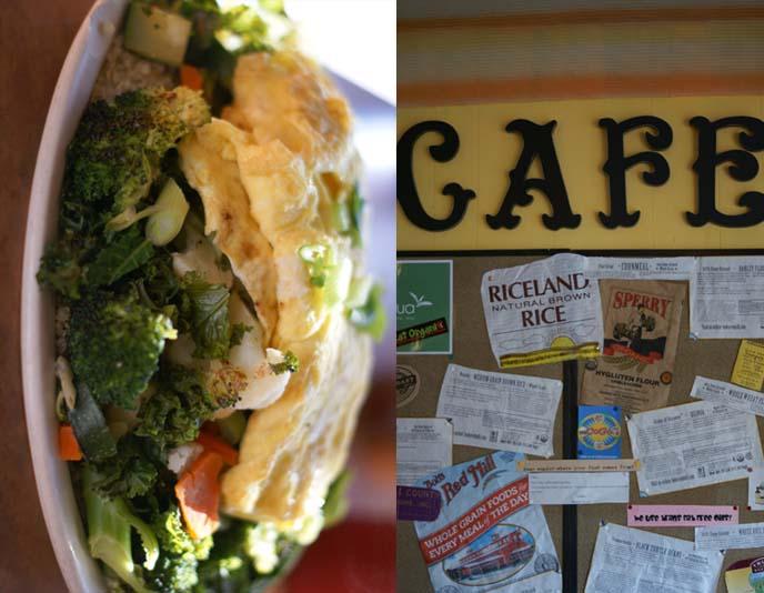 paradox organic cafe, gluten free restasurant