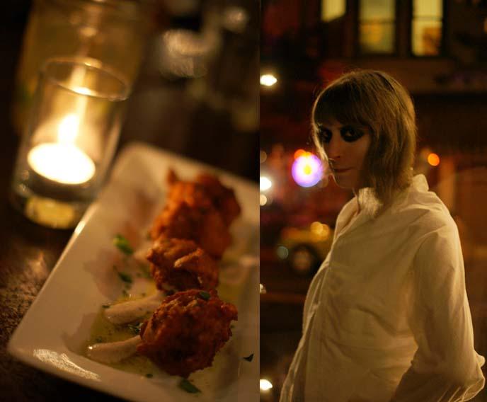 besaw's restaurant portland, pumpkin fritters