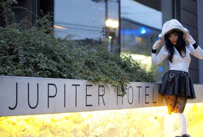 木星旧汽车旅馆酒店波特兰,时髦酒店