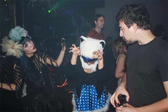 bear costume halloween
