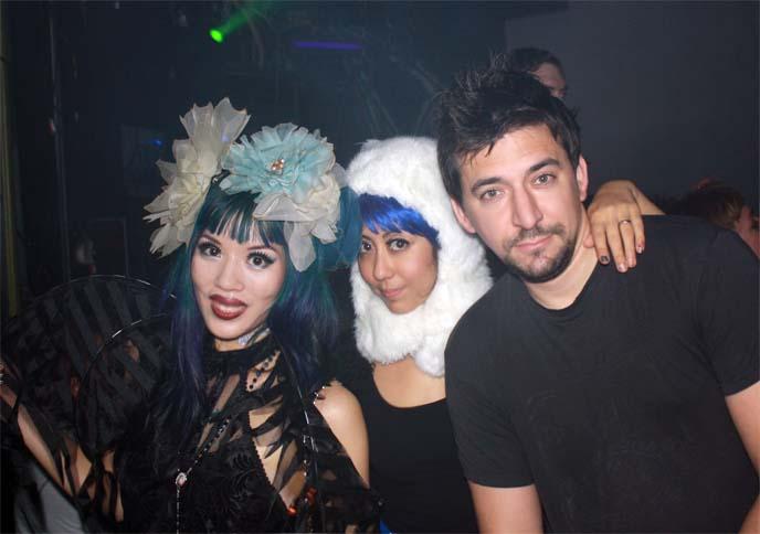 portland clubbing, dance parties