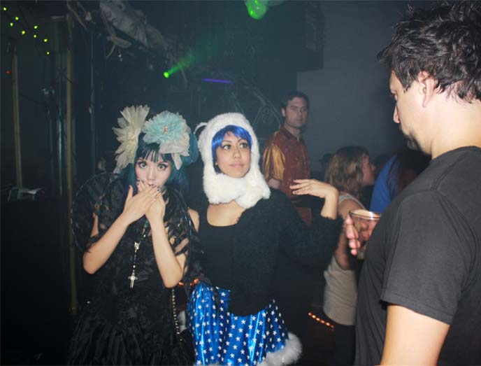 brickbat goth club portland, lovecraft bar