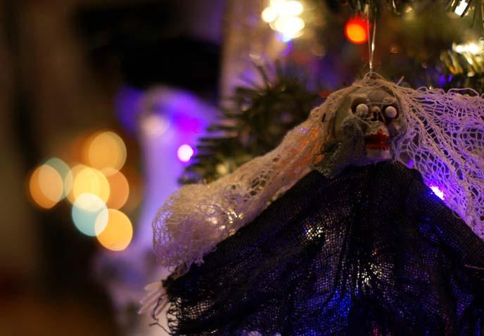 christmas lights bokeh, xmas light
