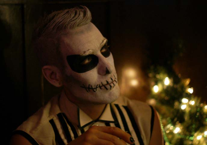jack skellington makeup, nightmare before xmas costume