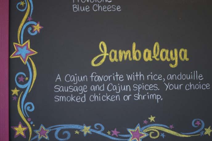 food truck, jambalaya