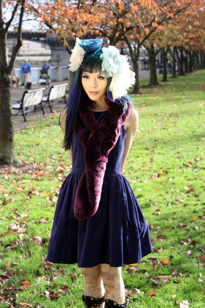 cute harajuku girl style