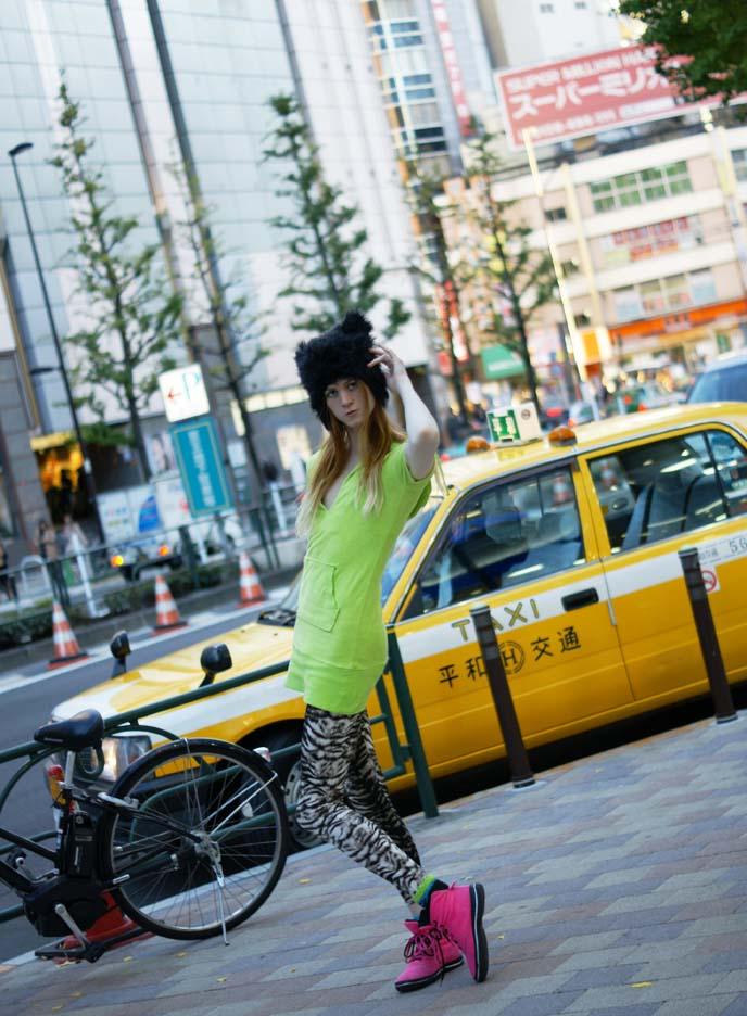 tokyo street style snap
