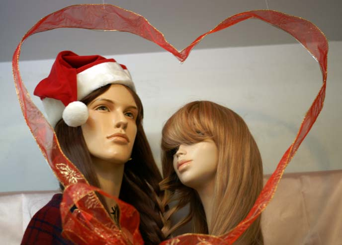 funny mannequin heads