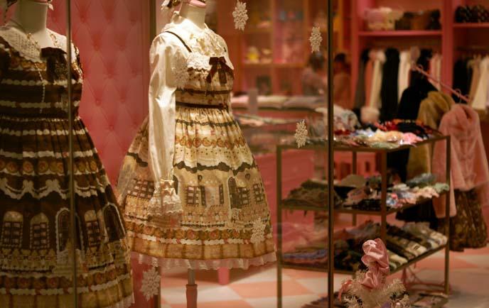 angelic pretty gothic sweet lolita dresses