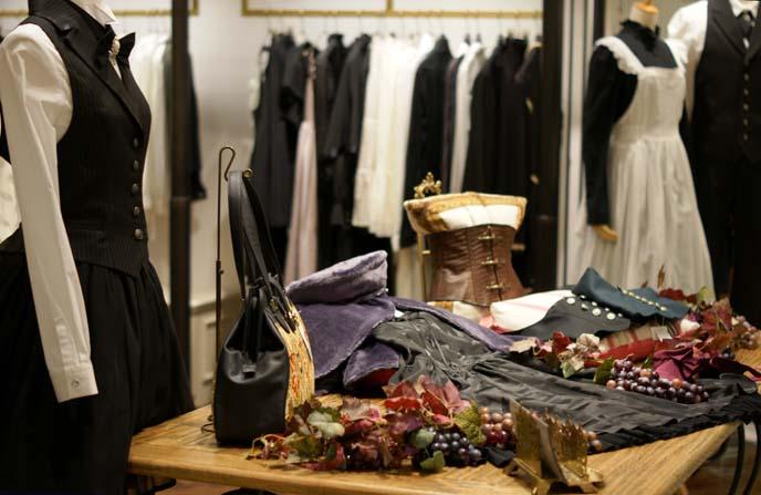 excentrique, victorian fashion