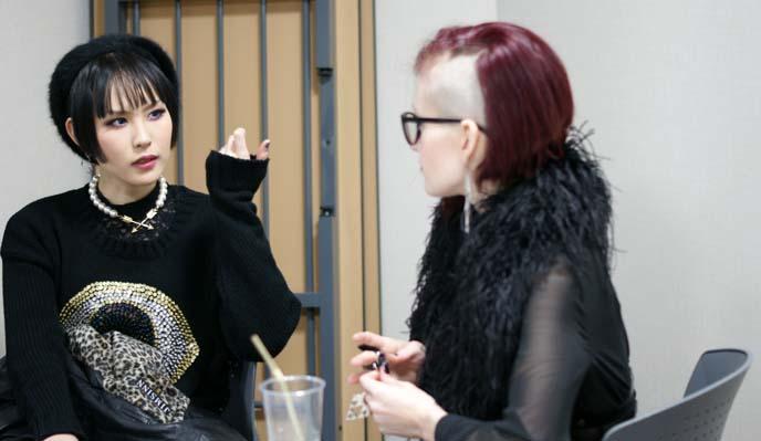 japanese goth dolly fashion