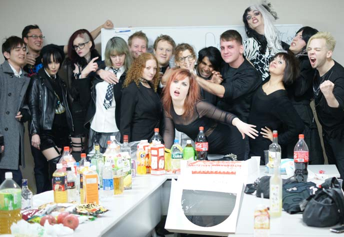 work office parties