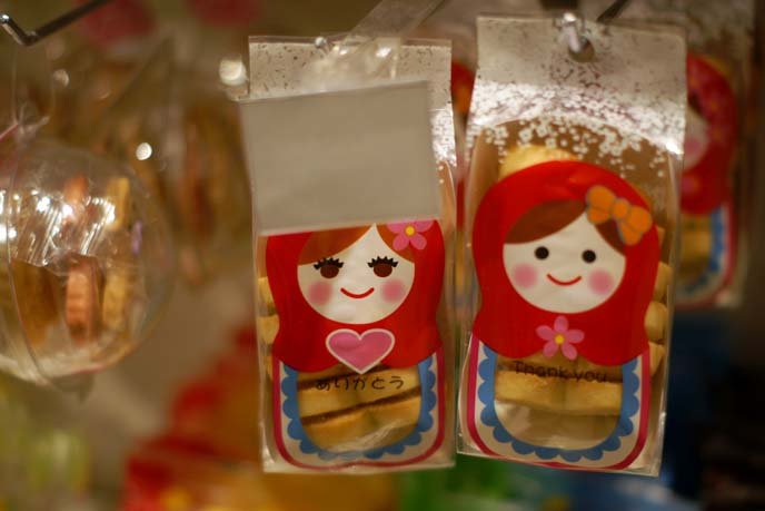 Christmas Russian Dolls japan