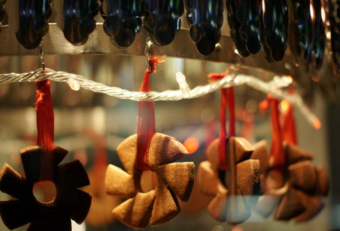 christmas cookies tokyo, shinjuku bakery