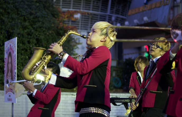 japanese ska band, brass orchestra