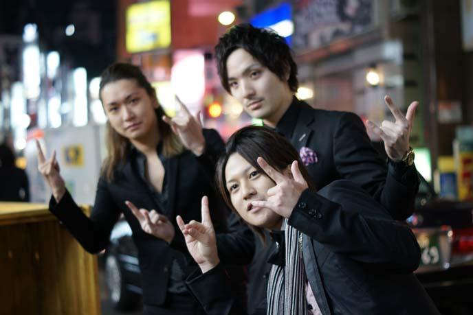 japanese host boys, male escorts