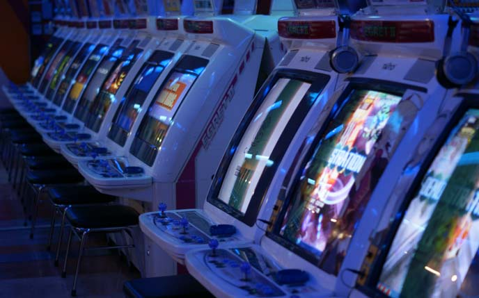 akihabara game center