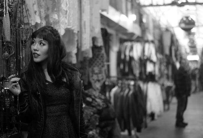 jaffa flea market, tel aviv