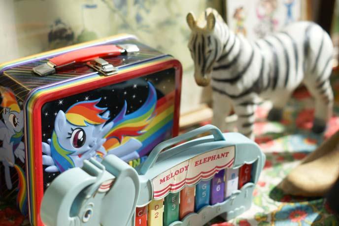 rainbow unicorn toys
