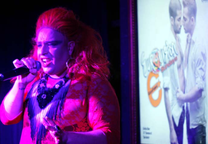 Tel Aviv drag queen, Gay Nightlife