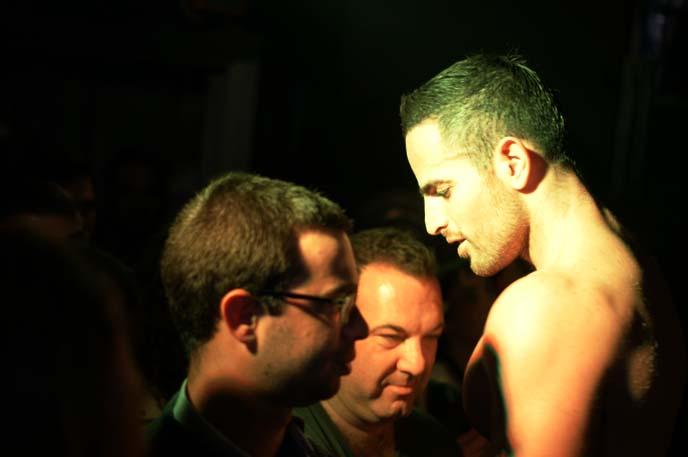 gay men party israel