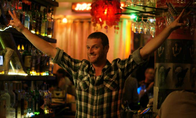 israel bartender