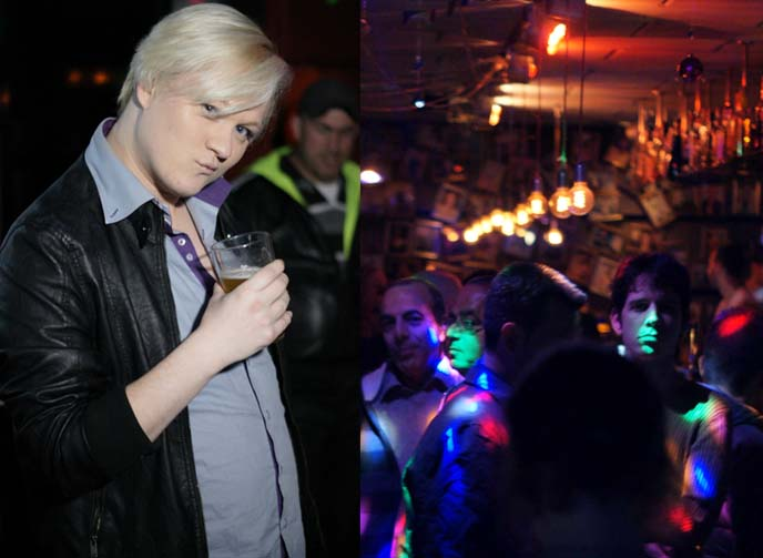tel aviv gay bars, parties