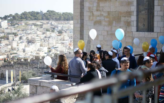 bar mitzvah in jerusalem