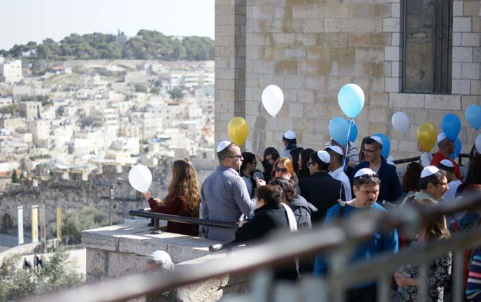 bar mitzvah in jerusalem