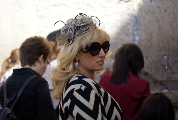 rich russian woman style