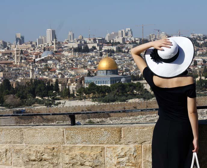岩石穹顶,以色列圣殿山