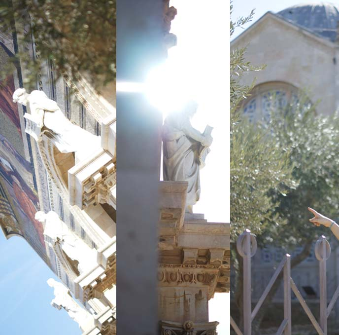 mount of olives, Church of All Nations