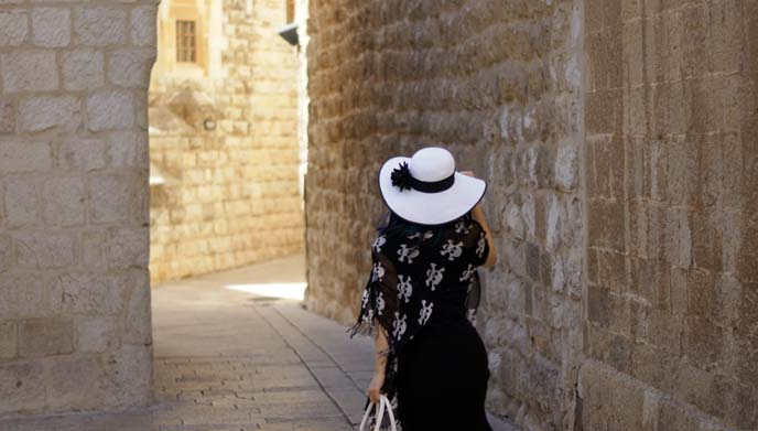 jerusalem walkways, walking tour