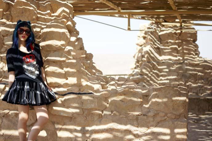 masada jewish fortress