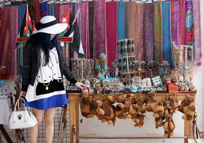 camel toy souvenirs, amman