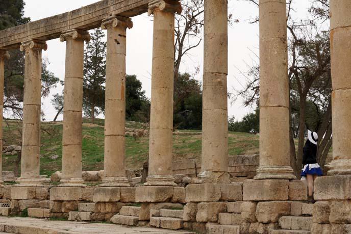 Roman Oval Forum jerash